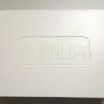 Pine64のケースが到着、がしかし・・・